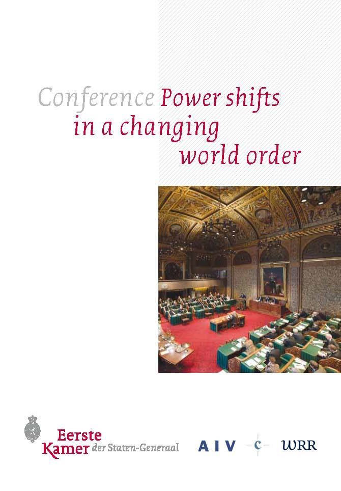 Power shifts in a changing world order