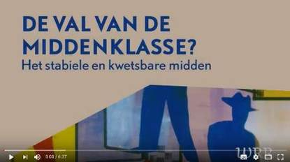 Video still De val van de middenklasse